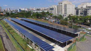 Consórcios e cooperativas de energia solar.