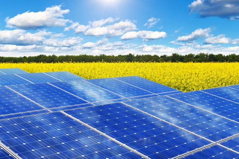 Energia solar colabora com sustentabilidade do planeta!